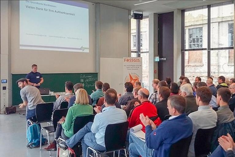 QGIS Anwender-Treffen in Kassel